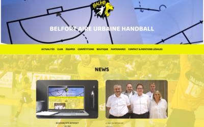 Nouveau site internet