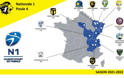 Championnat N1 2021-2022